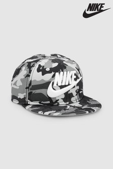 Nike Kids Black Camo Future Cap