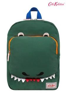 Однотонный рюкзак среднего размера в виде динозавра Cath Kidston