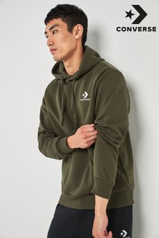 Converse Star Chevron Pull Over Hoody