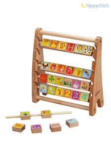 Alphabet Abacus by Hippychick