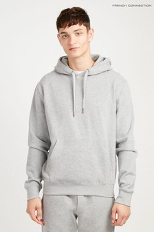 French Connection Grey Sunday Sweat Hoody