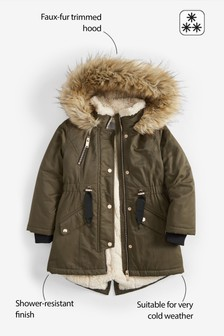 good selling low priced the best Girls Coats & Jackets | Raincoats | Winter Coats | School ...