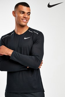 Nike Breathe Rise Long Sleeve T-Shirt