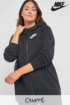 Nike Curve Black Rally Hoody