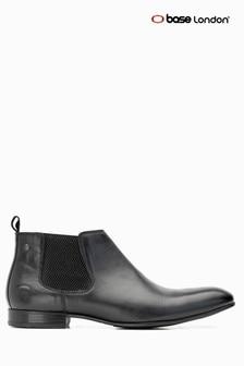 Base London® Black Croft Chelsea Boot