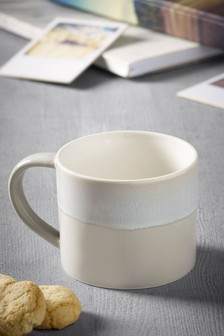 Cream Reactive Mug