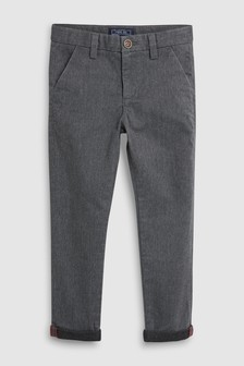 Textured Chinos (3-16yrs)