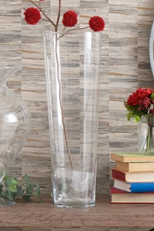 Taper Glass Vase