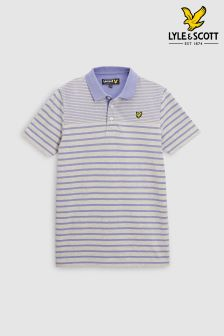 Lyle & Scott Breton Stripe Polo Shirt