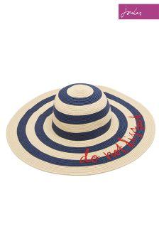 Joules Stripe Sun Hat
