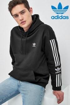 adidas Originals Black Lock Up Hoody