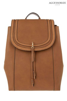 Accessorize Tan Ellie Backpack