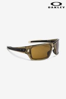 Серые солнцезащитные очки Oakley® Conductor 6