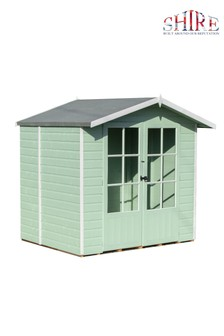Oakby Assembled Painted Summer House