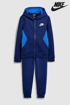 Nike Brushed Fleece Tracksuit