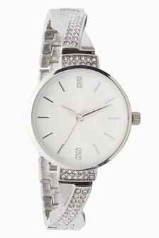 Crossover Bracelet Watch