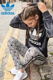 adidas Originals Zebra Print Legging