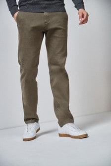 Pantalon chino Ultra Flex stretch