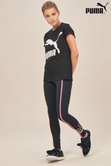 Puma® Black Chase Legging