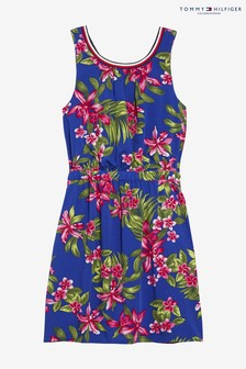 Tommy Hilfiger - Erica jurk met bloemenprint voor meisjes