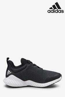 adidas Run Black/White FortaRun Junior& Youth