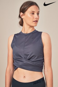 Nike Crop Twist Top