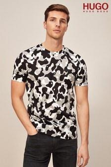 HUGO Durned Camo T-Shirt