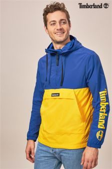 Timberland® Windbreaker Hooded Pullover Jacket