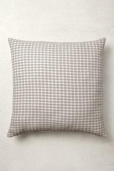Mini Geo Jacquard Large Square Cushion
