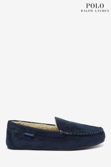 Polo Ralph Lauren Suede Slippers