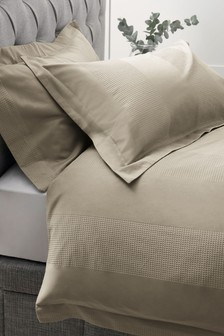 300 Thread Count Cotton Waffle Pillowcases