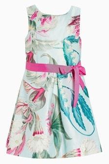 Lily Print Prom Dress (3-16yrs)