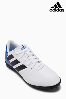 adidas White Nemeziz Messi