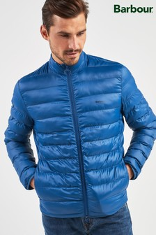 Barbour® Navy Penton Quilted Jacket