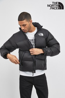 The North Face® 1996 Nuptse Jacke, Schwarz