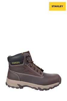 Stanley Brown Tradesman Safety Boots