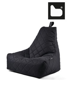 Mighty Quilted Bean Bag By Extreme Lounging