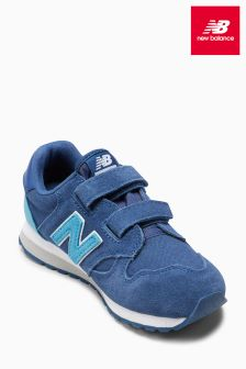 New Balance Blue 520 Velcro