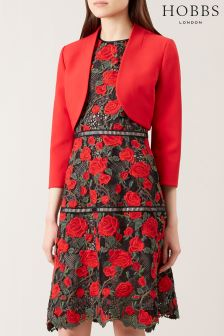 Hobbs Red Kaley Jacket