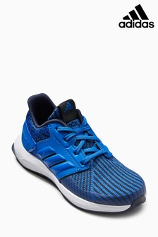 adidas Blue Rapida Run Knit