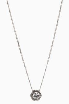 Hexagonal Set Necklace