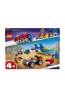 Warsztat LEGO® Movie 2 Emmet And Bennys  70821