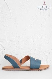Seasalt Blue Sun Terrace Sandal
