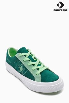 Converse Green One Star