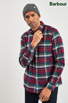 Barbour® Red Highland Shirt