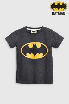 تي شيرت كم قصير من Batman® (3 شهور -6 سنوات)