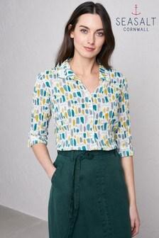 חולצת Colour Trials Anchorage דגם Larissa של Seasalt