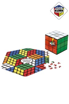 Rubik's Cube Jigsaw