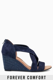 645030601ebd Blue Sandals for Women