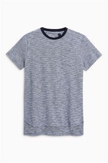 Textured T-Shirt (3-16yrs)
